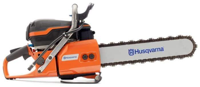 Husqvarna diamond chainsaw