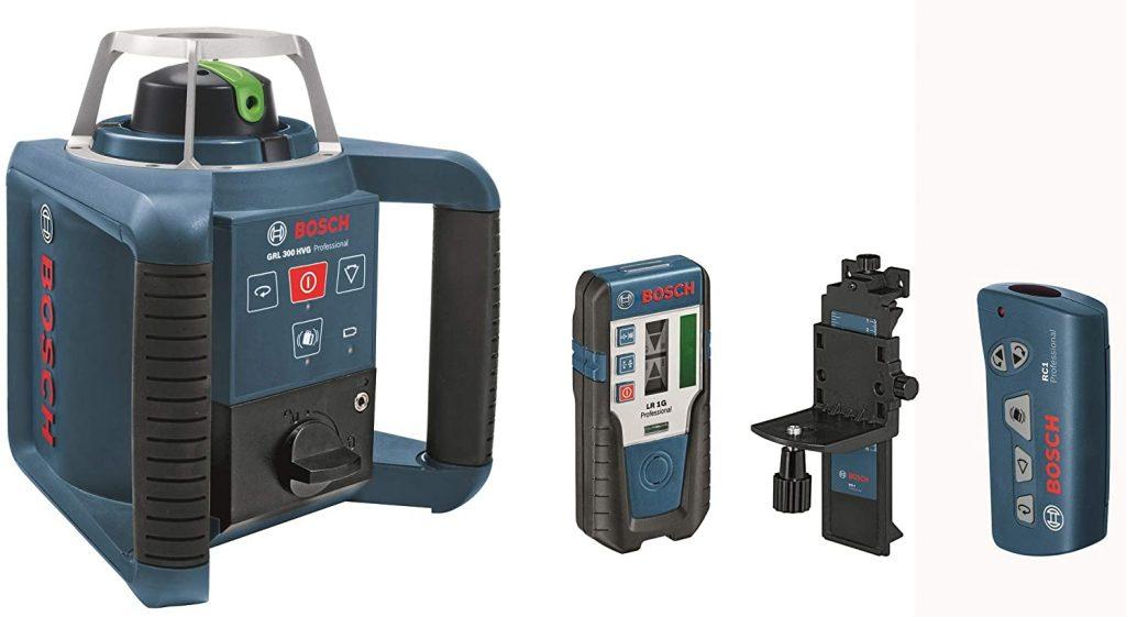 Bosch Professiona GRL 300 HVGl good bricklayers Laser Level