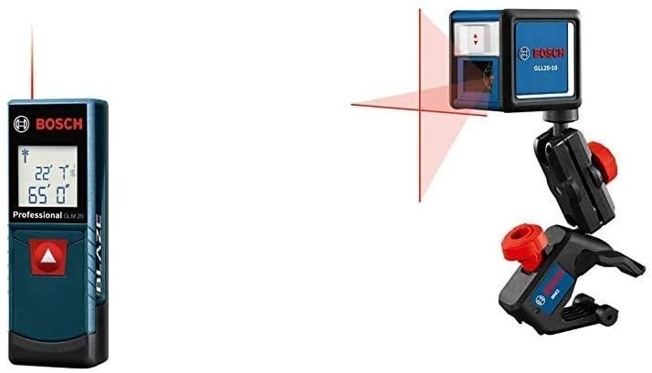 bosch laser level and receiver