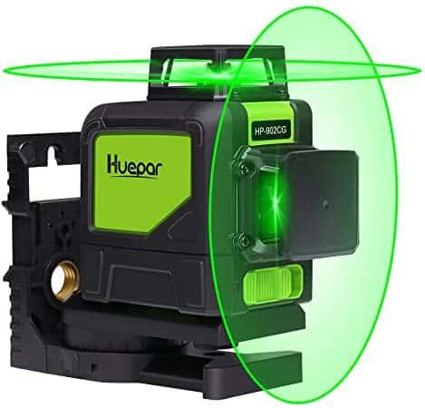 Huepar 902CG laser level
