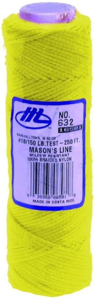 Marshalltown M/TM632 M632 bricklayers string line