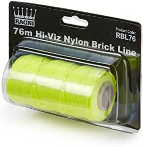RAGNI RBL76 High Visibility Nylon Brick Line