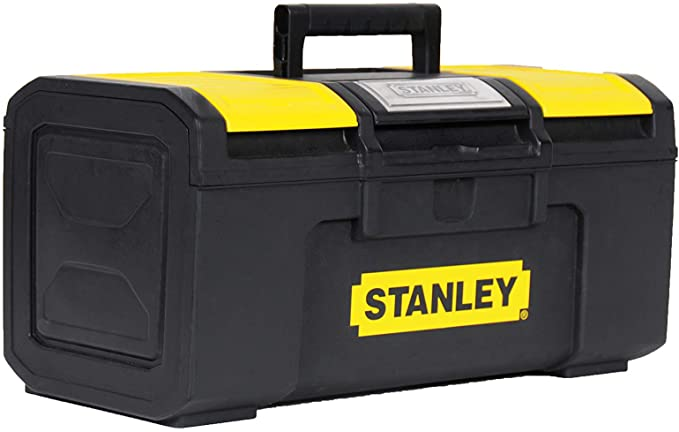 STANLEY DIY Toolbox with 1 Touch Latch