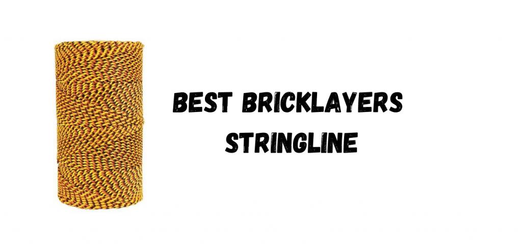 Best bricklayers string line
