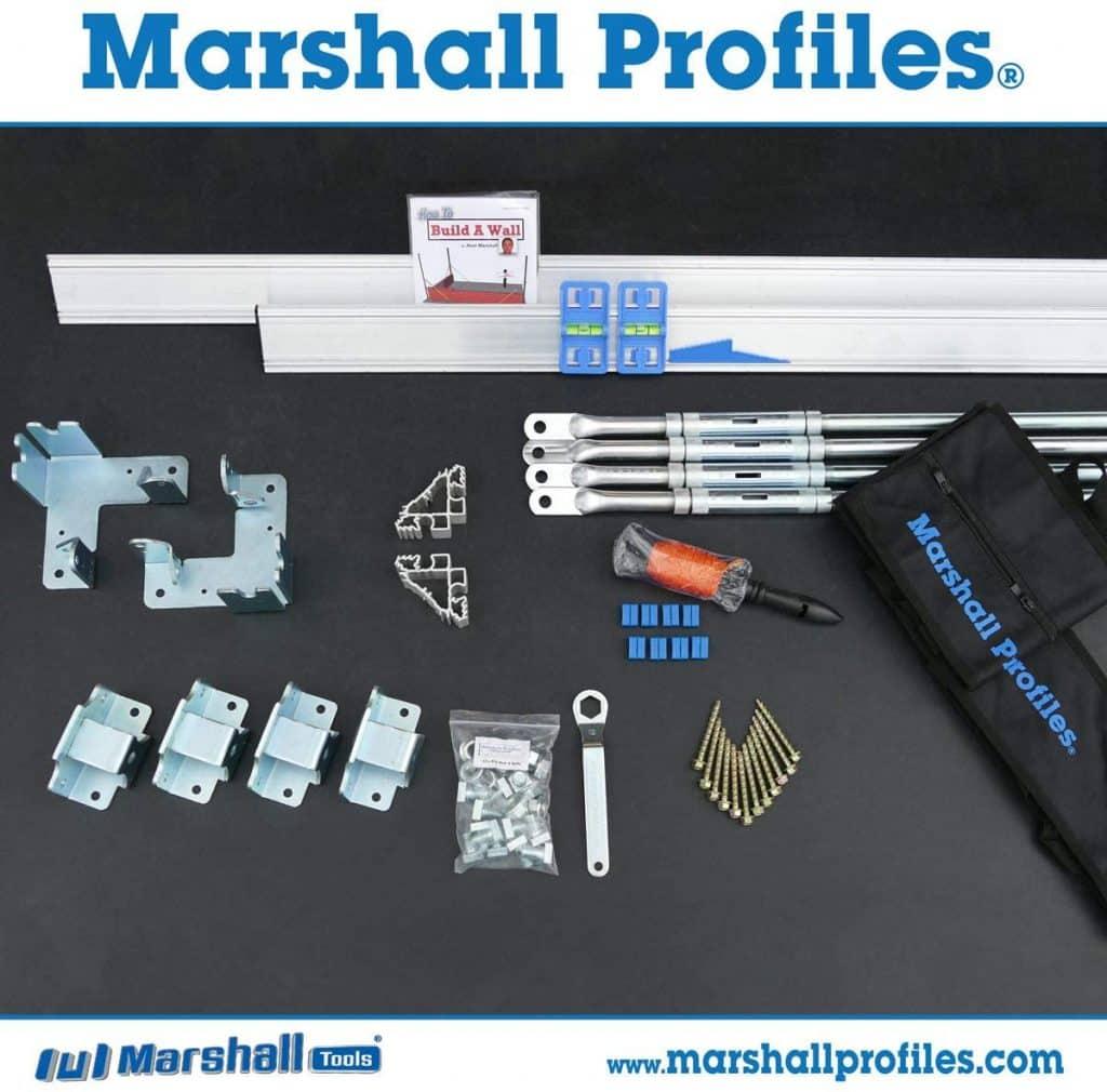 marshall profiles tools