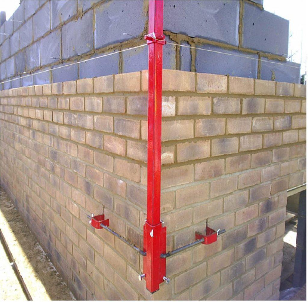 Mustang Brick Profiles 6′ External bricklayers profiles