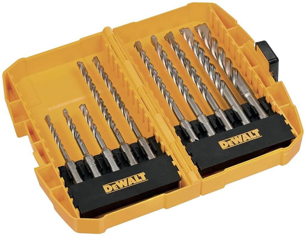 Dewalt DT7935B-QZ Hammer drill bit-Set SDS-plus