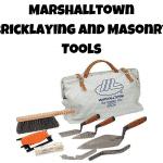 Marshalltown Bricklaying and Masonry Tools