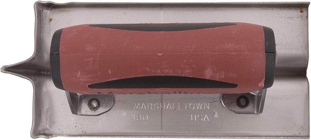 Marshalltown M180 Stainless Steel Groover Cement Edger