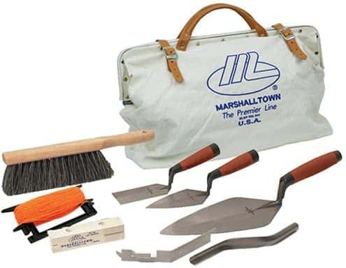 Tool Kit with Canvas Tool Bag