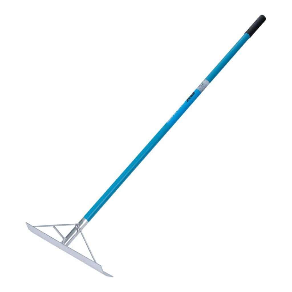 ox tools aluminium rake