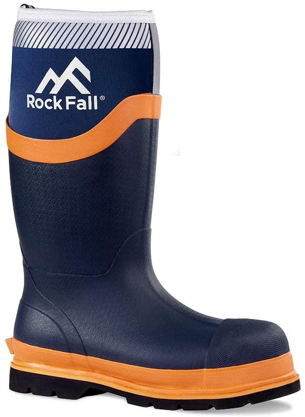 rockfall silt safety wellington
