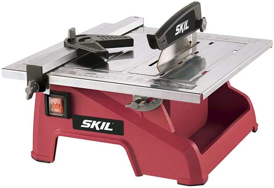 SKIL 3540-02 7-Inch Wet Tile Cutting Saw