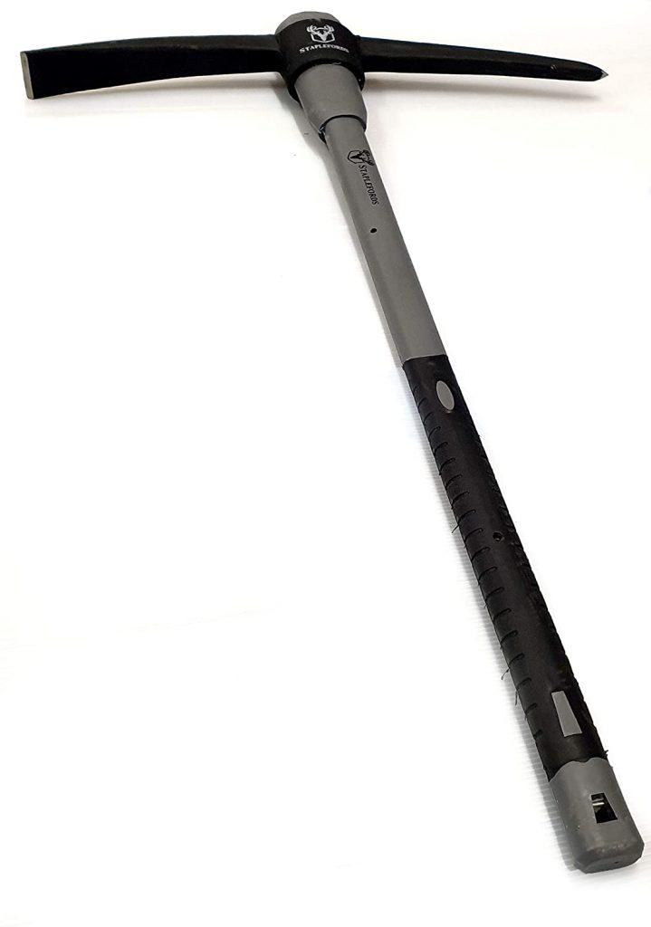STAPLEFORDS Reinforce Steel Pick Axe