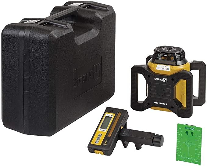 Stabila 19240 LAR 160 G bricklayers laser level