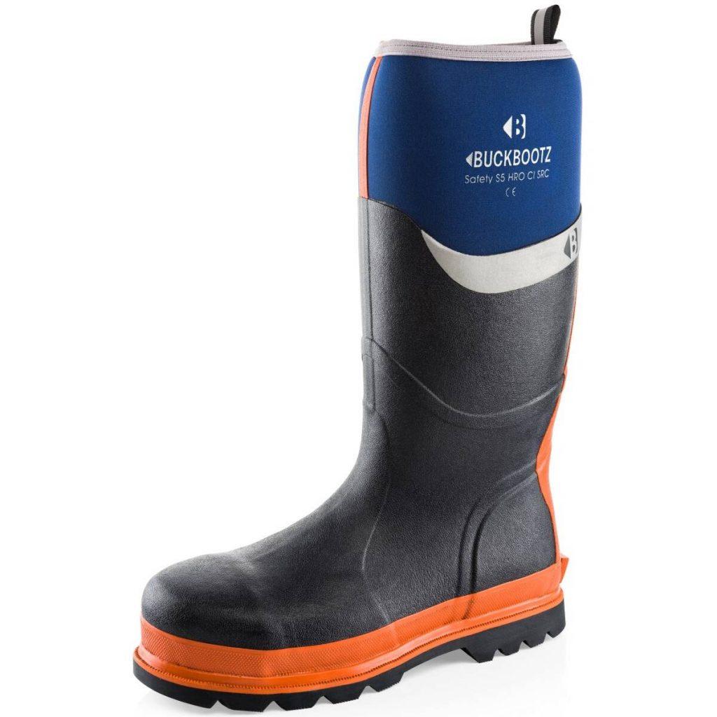 Buckbootz groundworkers boots