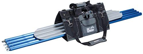 Kraft EZY-Tote Tool Carrier and bull float