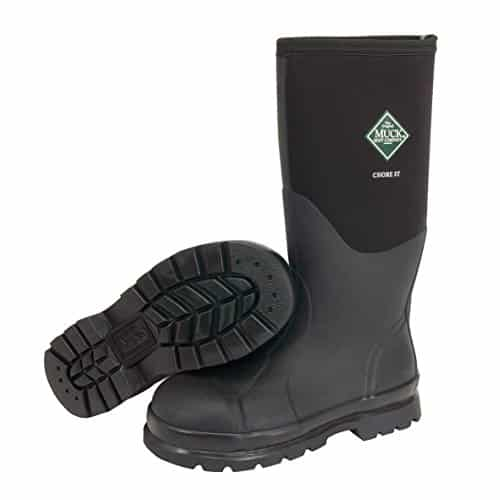 Muck boots green groundwork boots