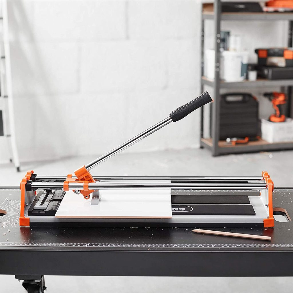 VonHaus Manual Tile Cutter workshop