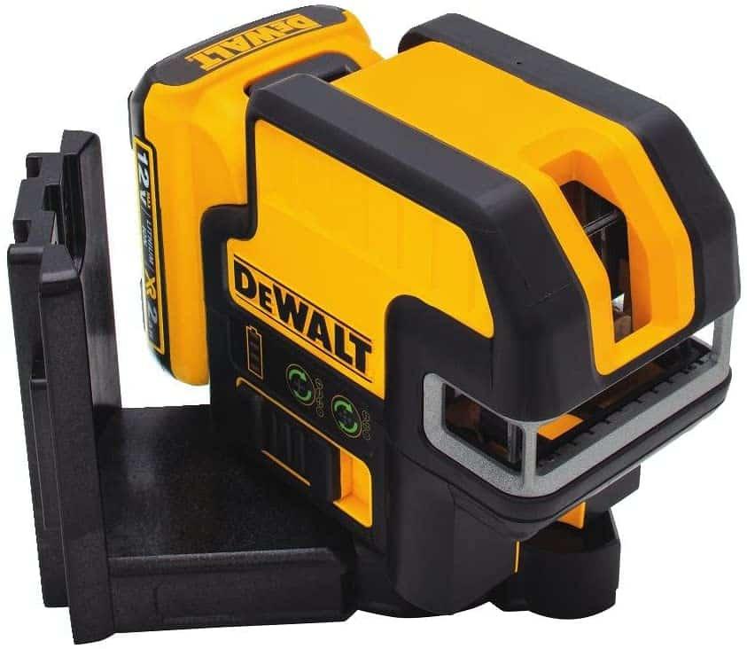 DEWALT DW0825LG 12V MAX Line Tiling laser level