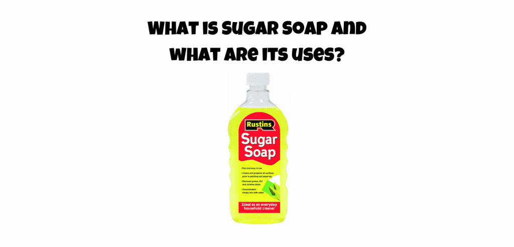 What is Sugar Soap