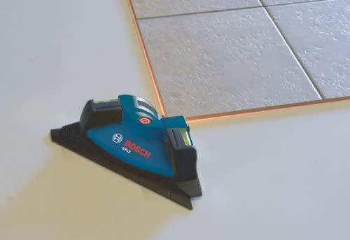 Bosch GTL2 Laser Level tile demo