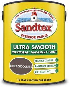 Bitter Chocolate Sandtex