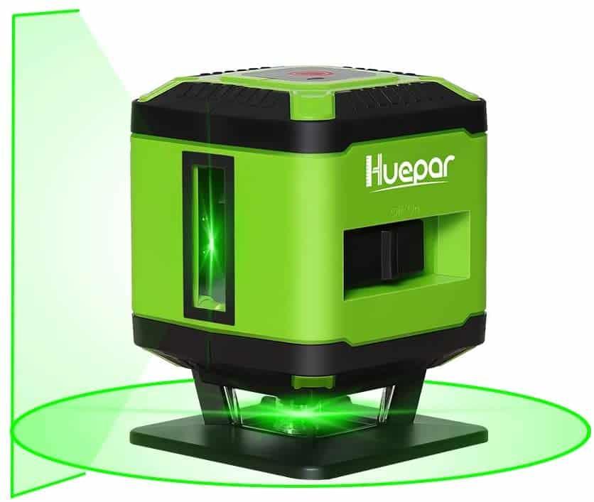 Huepar FL360G Green Laser Level