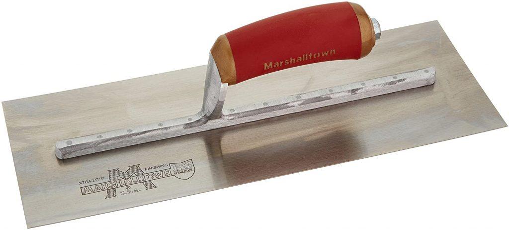 Marshalltown PB145D Pre Worn in plastering trowel