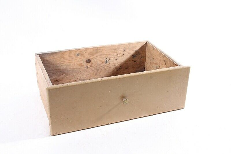 cabinet drawer for concrete planter