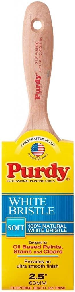 purdy prig paint brush