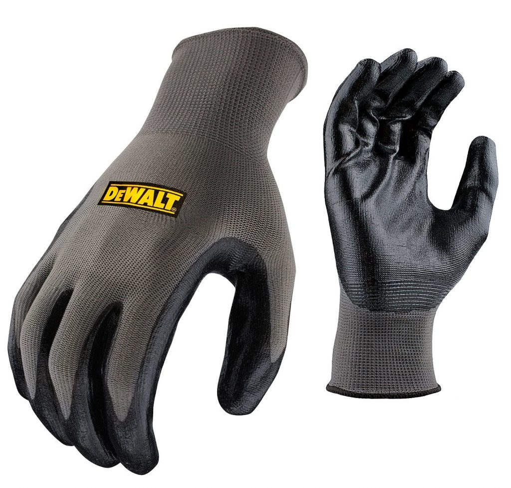 DeWalt Nitrile DPG66 General Purpose Gloves