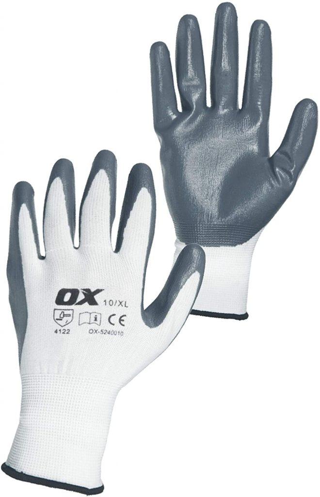 Ox work gloves