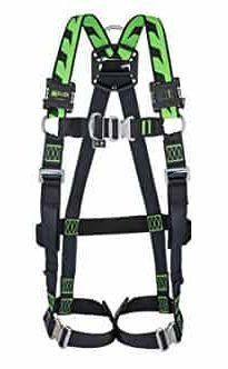 Honeywell 1032876 Miller H-Design Duraflex 2-point Harness