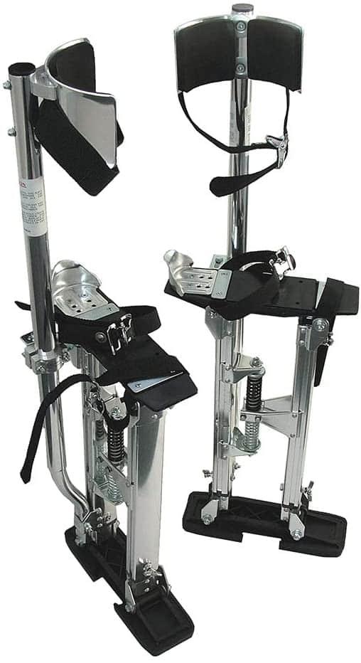 Faithfull FAISTILTS Lightweight Aluminium plasterers Stilts