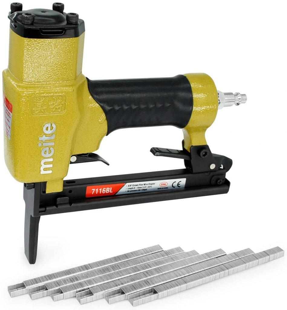 Meite 7116BL Upholstery stapler