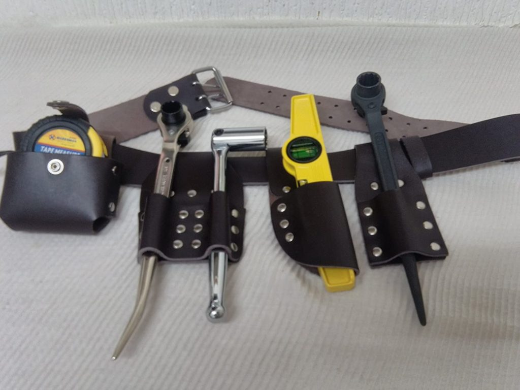 new edition scaffolders tool belt