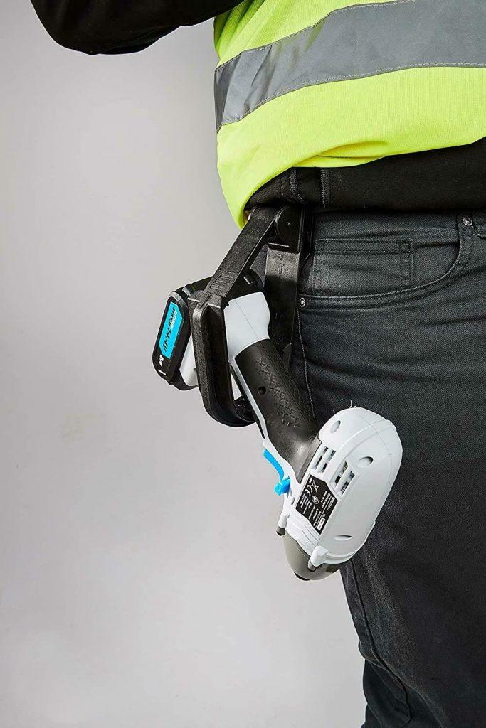 rhino tool belt clip been used