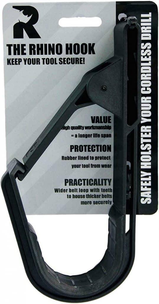 The Rhino Hook scaffolders Universal Tool Belt