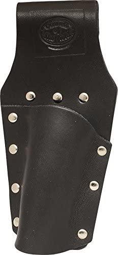 Black Leather Scaffolders Level Holder