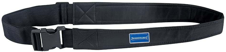 Silverline 598505 Padded Tool Belt 900-1200 mm